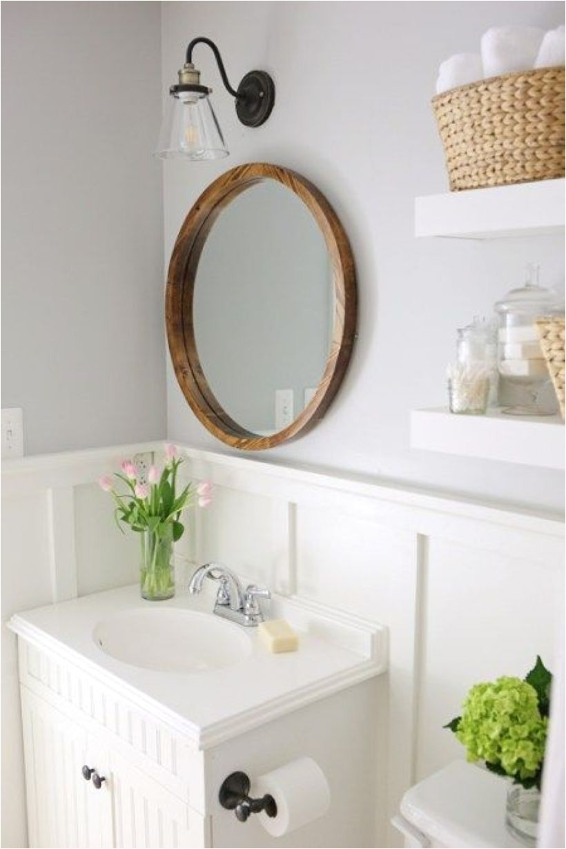 amazing 42 modern farmhouse bathroom decor with storage ideas http kindofdecor com