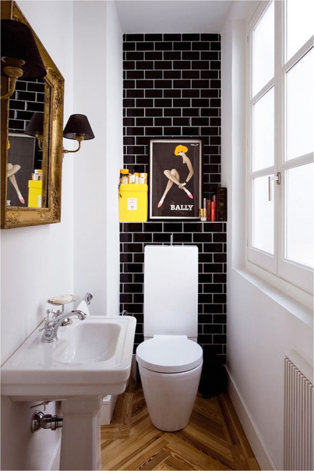 6 easy ways to make your small bathroom feel luxurious