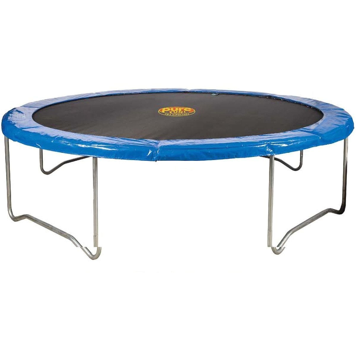 12ft Trampoline Mat and Springs Homcom 12ft Fitness Trampoline with Safety Pad Mat and