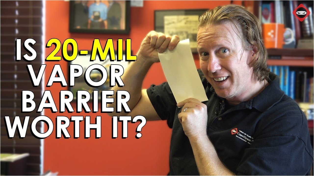 why we don t use 20 mil vapor barrier crawl space plastic best crawl space vapor barrier
