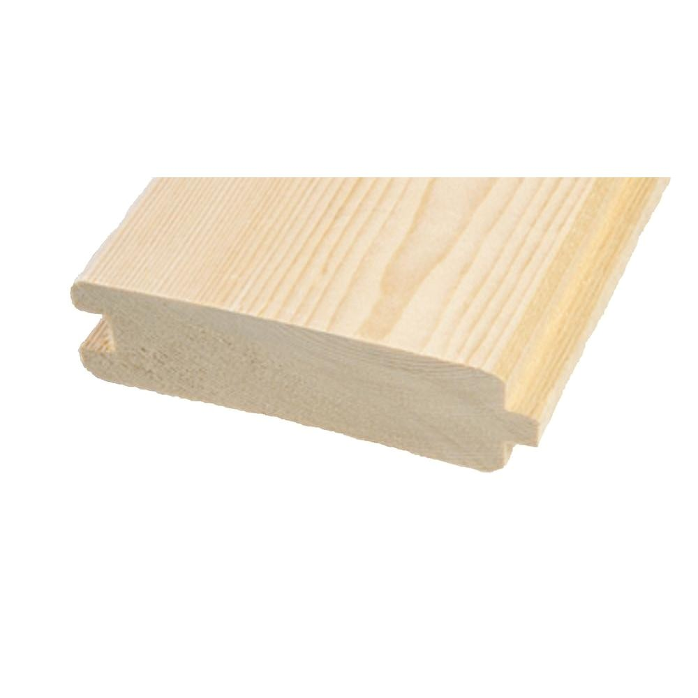 select tongue groove decking