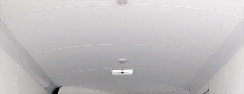 white ceiling liner 27mm x 48 x 96