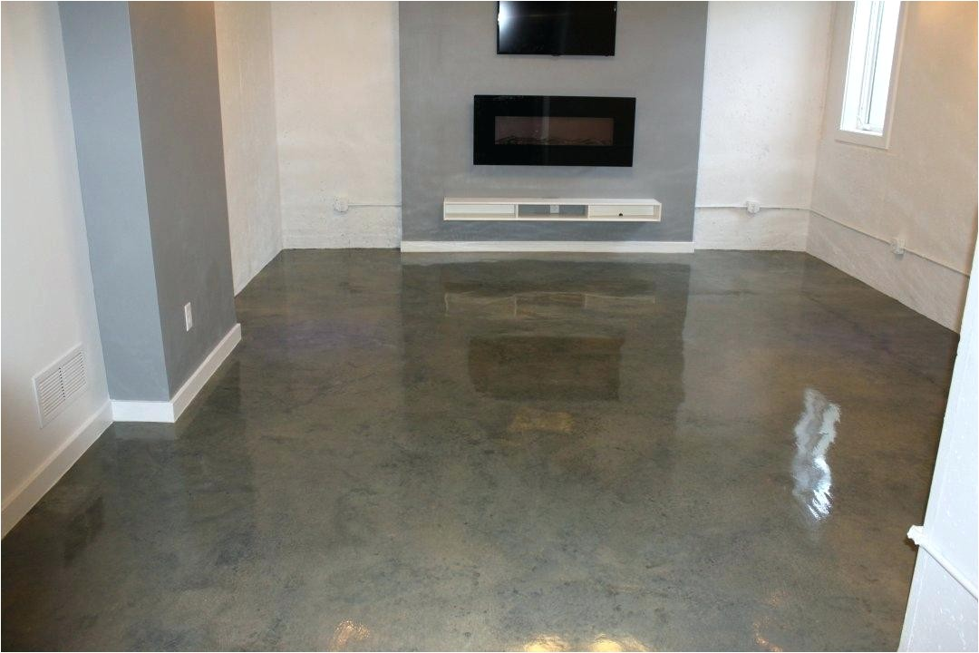 stained concrete flooring pros and cons