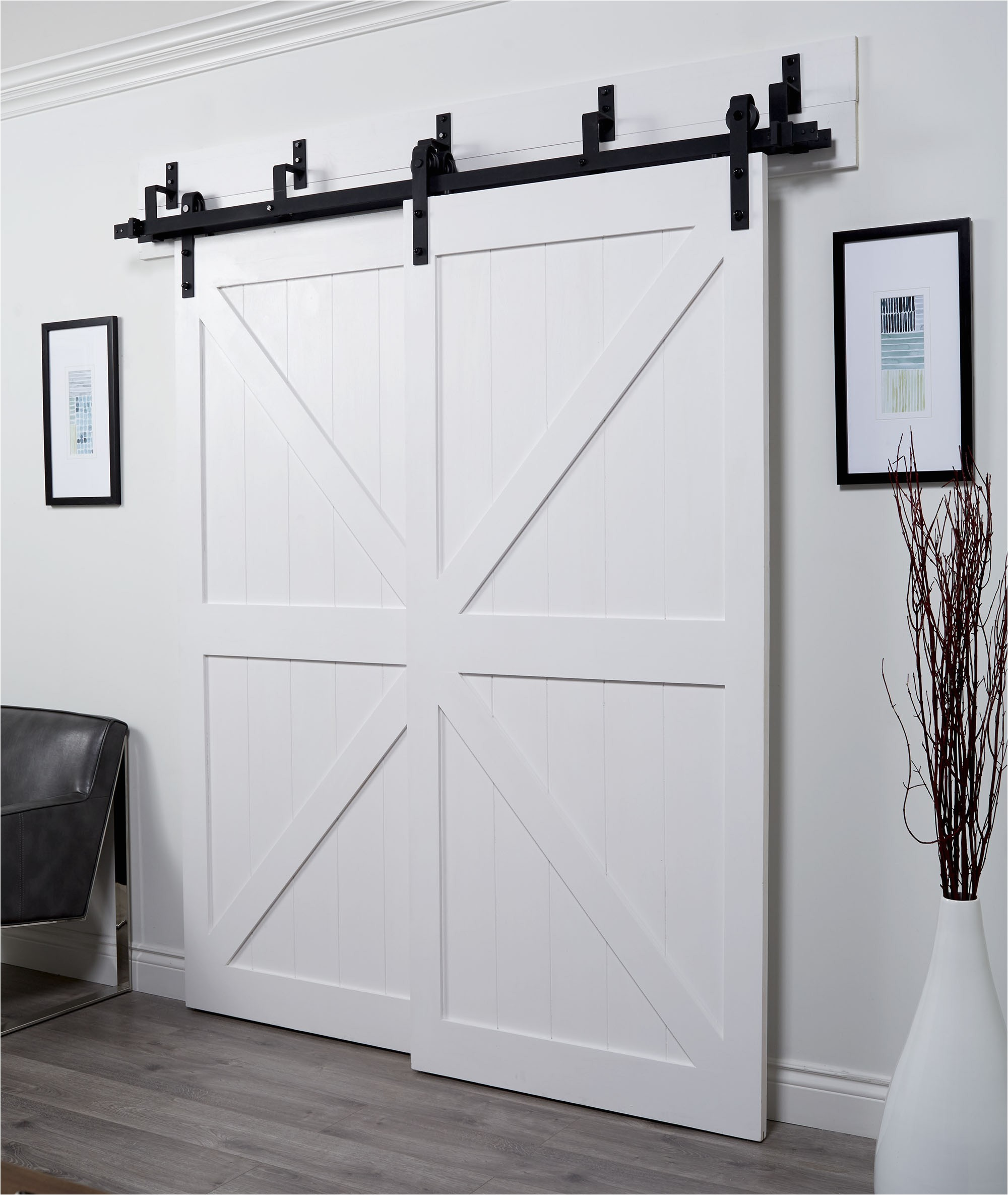 benefits easy glide soft close barn door
