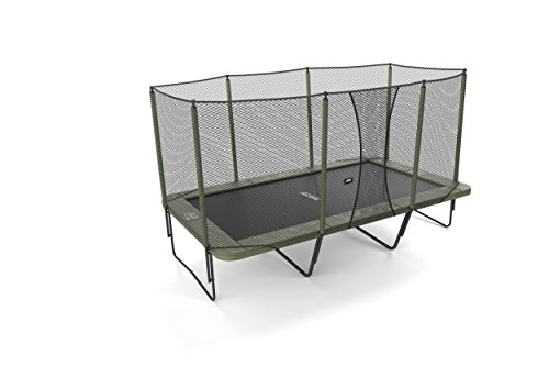 acon air 16 sport trampoline with enclosure