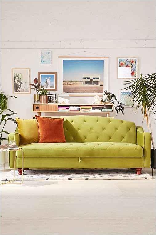 Adeline Storage Sleeper sofa Adeline Storage Sleeper sofa Urban Outfitters