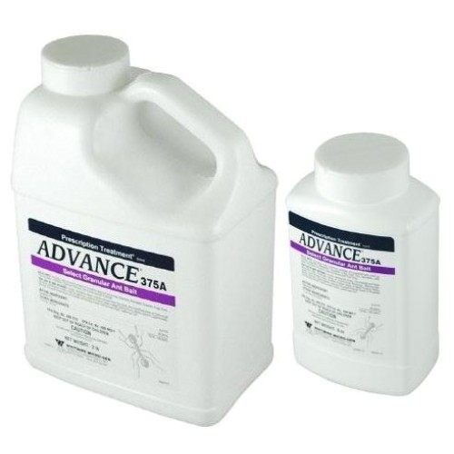 prescription treatment brand advance 375a select granular carpenter ant bait 2lb jug