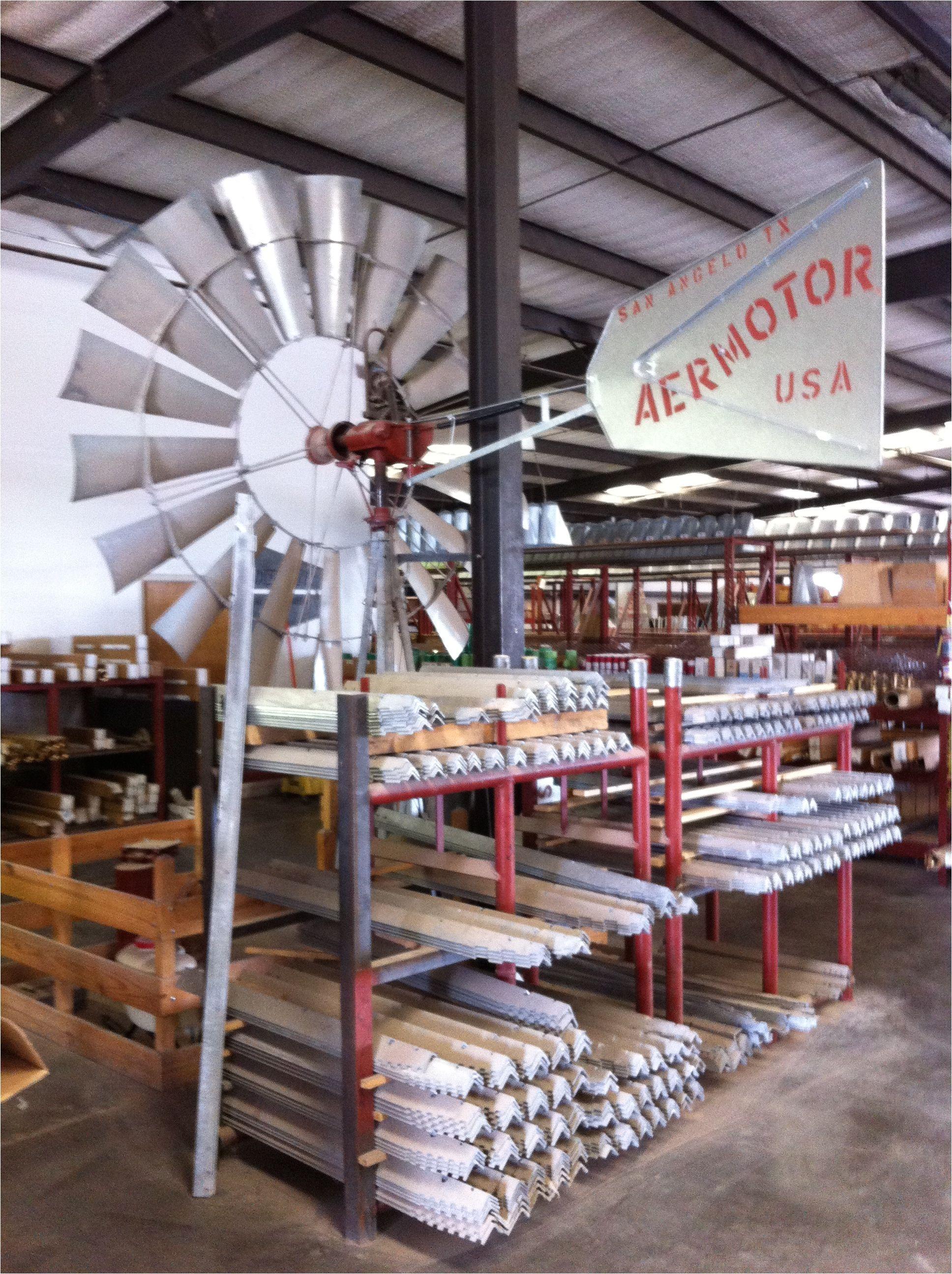 19th century windmill company seeks 21st century customers