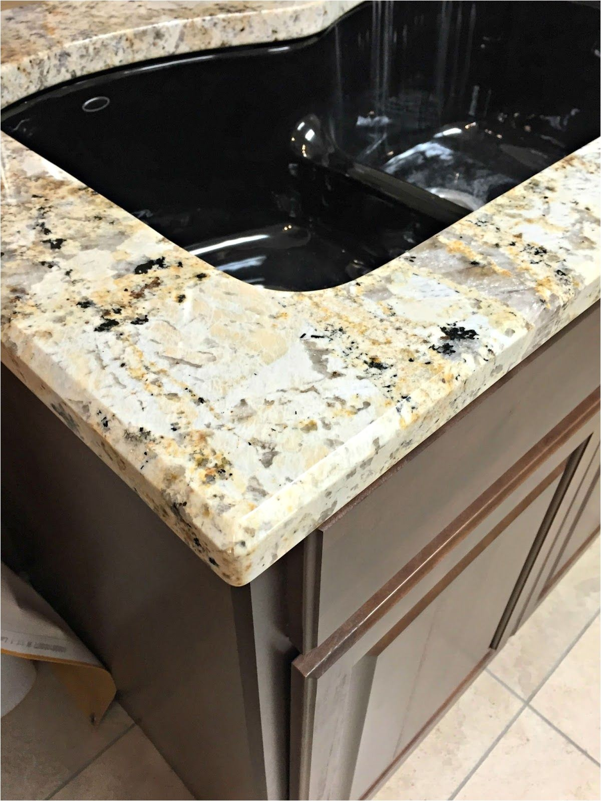 quarter bevel edge granite check the post about the illusion that it is thicker