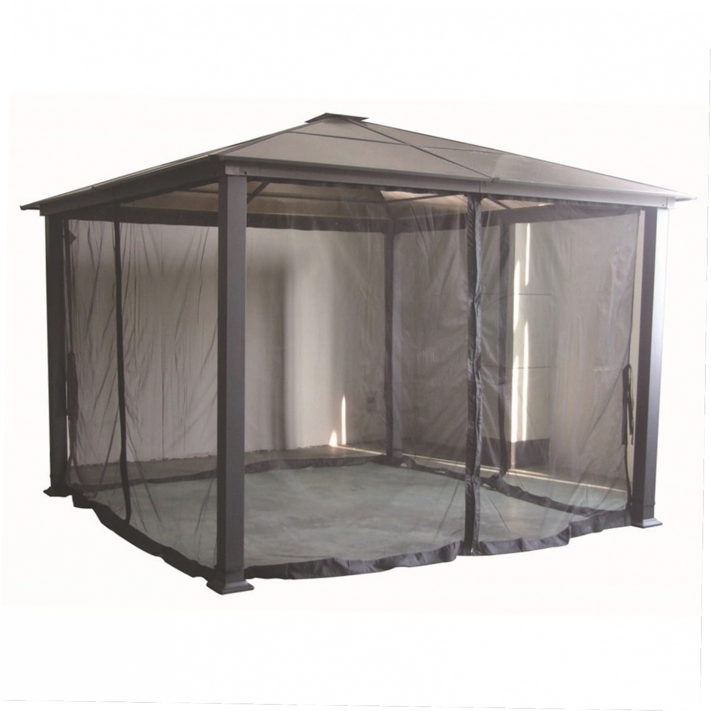 gazebo replacement curtains