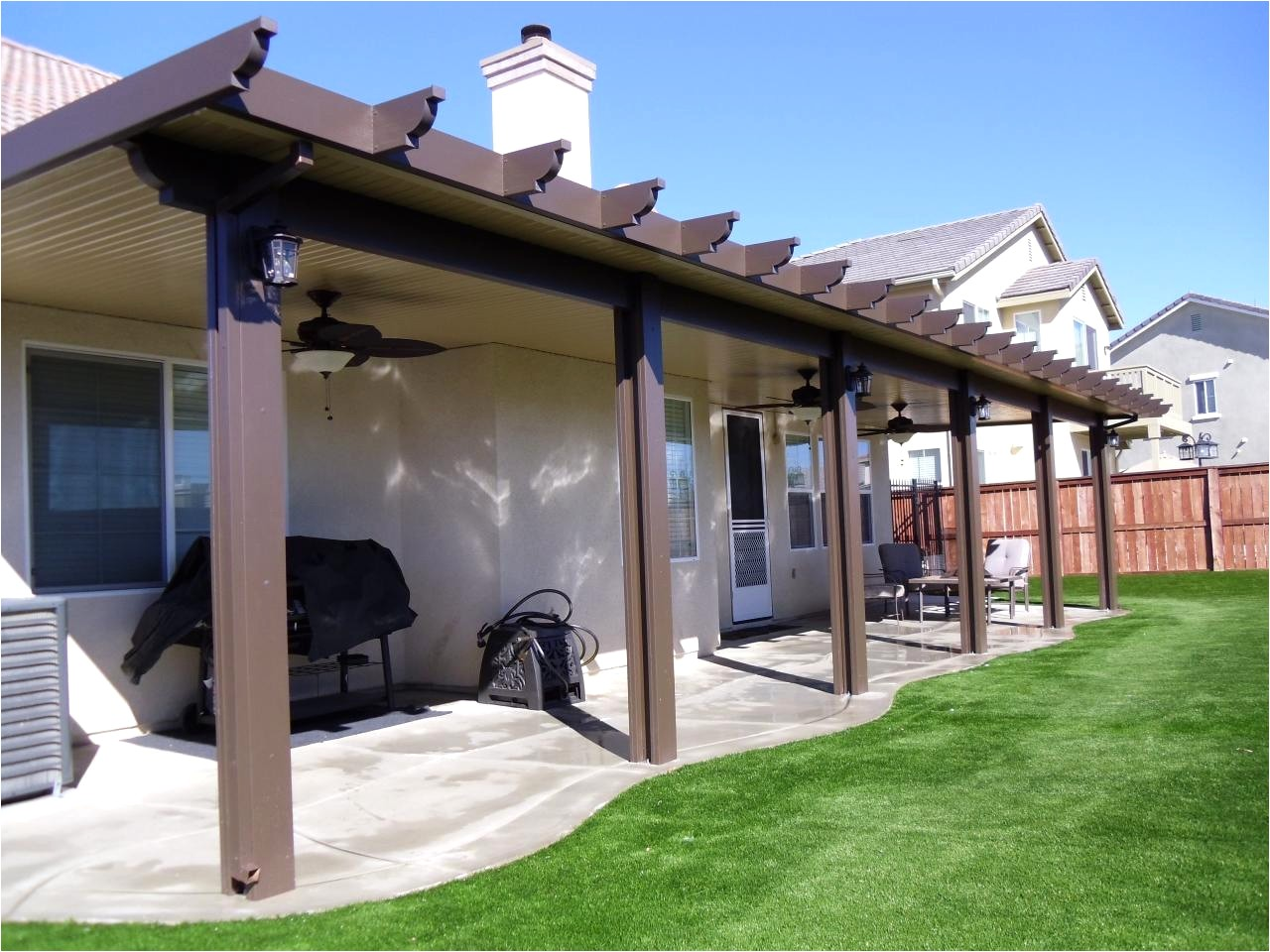 fabulous ideas alumawood patio covers pros and cons jpg