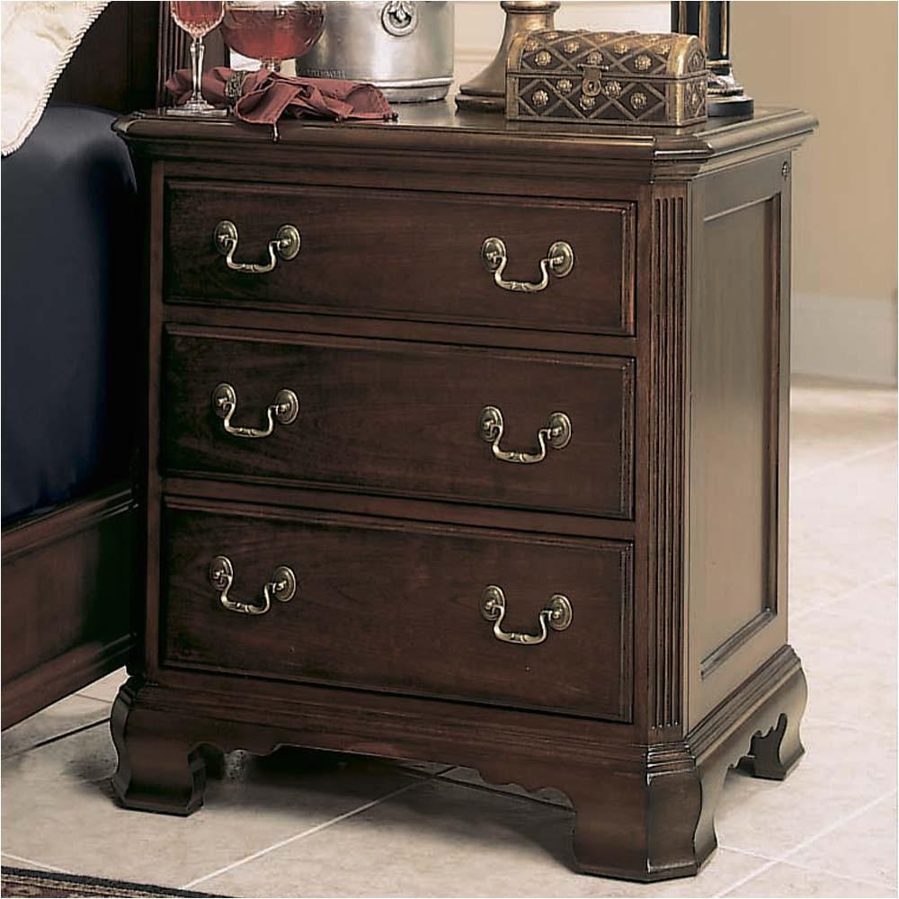 american drew cherry grove nightstand in antique cherry ad 791 420
