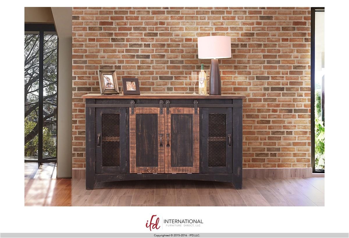 American Furniture Warehouse Pueblo Tv Stand Pueblo Black Console Tv