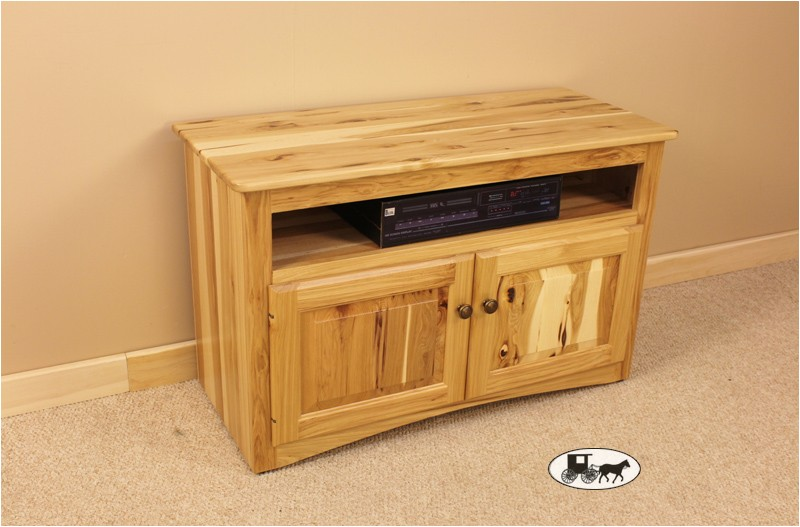 rustic tv stand 3