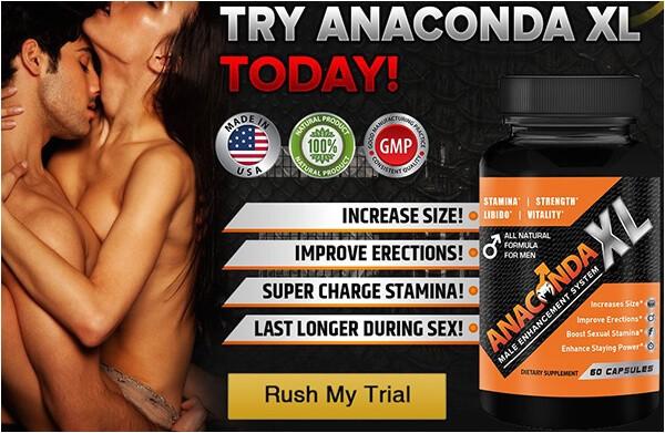 anaconda xl male enhancement reviews