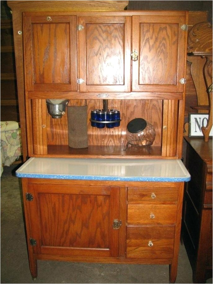 antique hoosier cabinet for sale