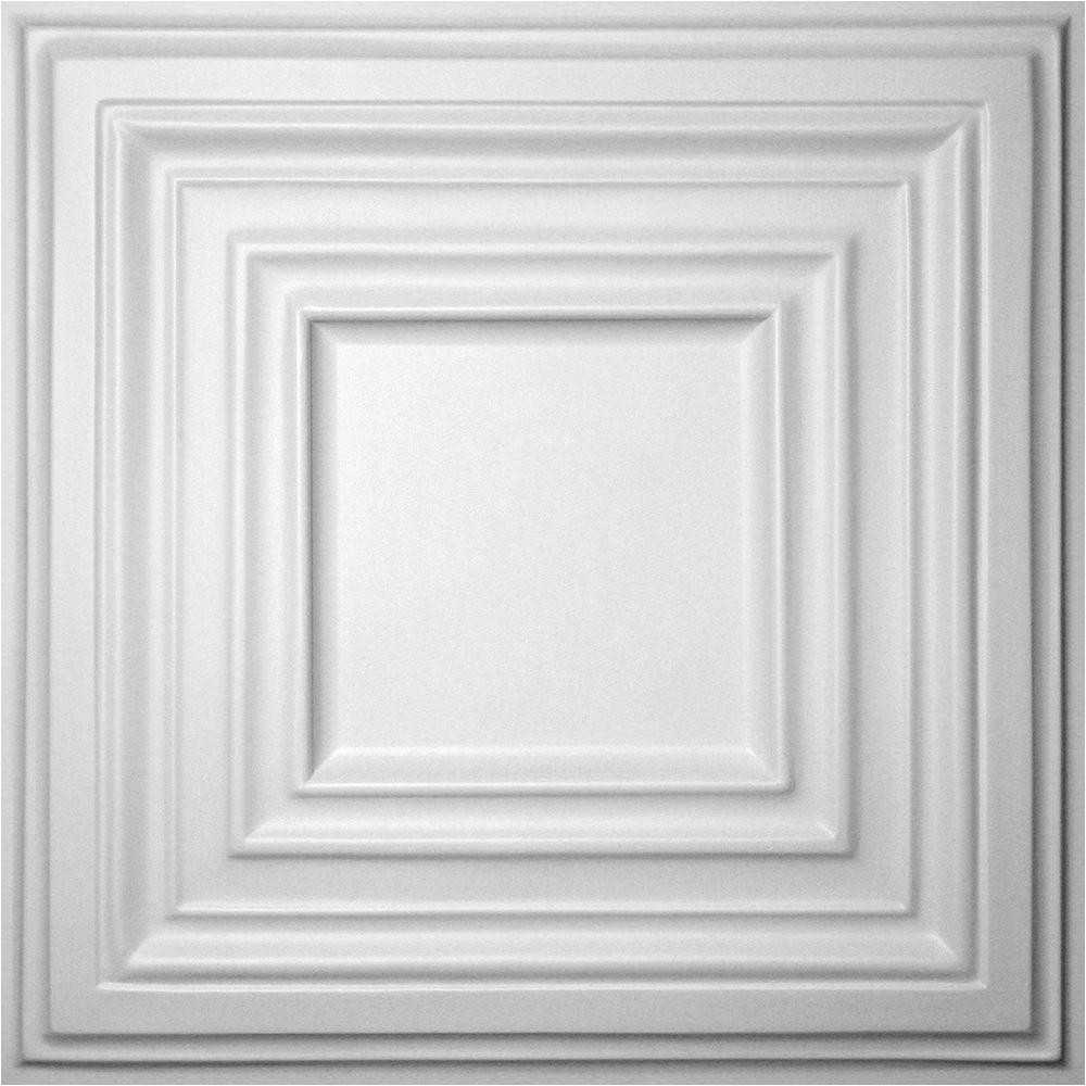 Armstrong 1205 Ceiling Tile Home Depot Armstrong Ceilings 2 Ft X 2 Ft Single Raised Panel Ea 1205 the