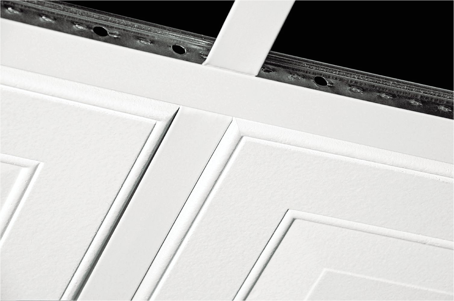 Armstrong 1205 Ceiling Tile Single Raised Panel Homestyle Ceilings Coffered Paintable