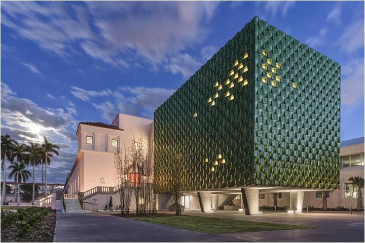 asian art study center at john and mable ringling museum of art by machado silvetti sarasota florida