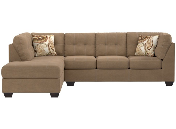 ashley furniture apk 3490516 11 pitkin sectional and pillows