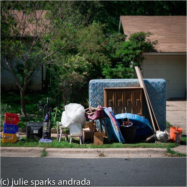 Austin Bulk Pickup Schedule Bulk Trash Pickup Day Flickr Photo Sharing
