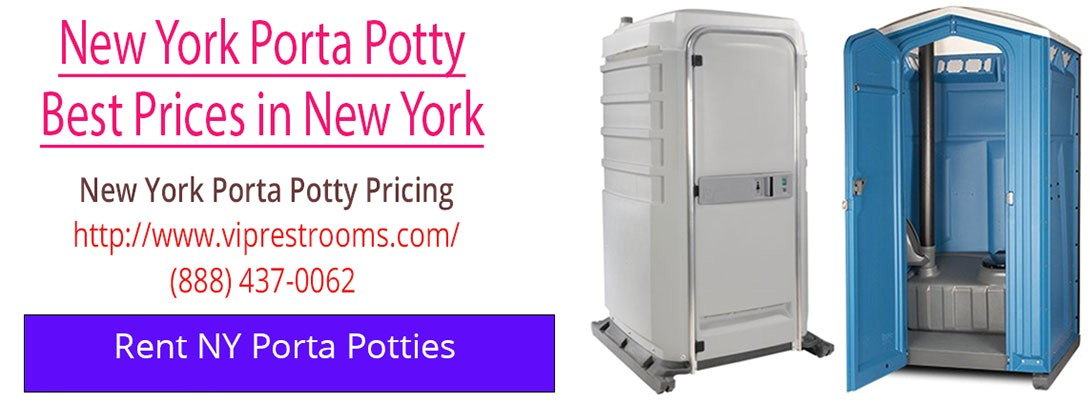 new york porta potty