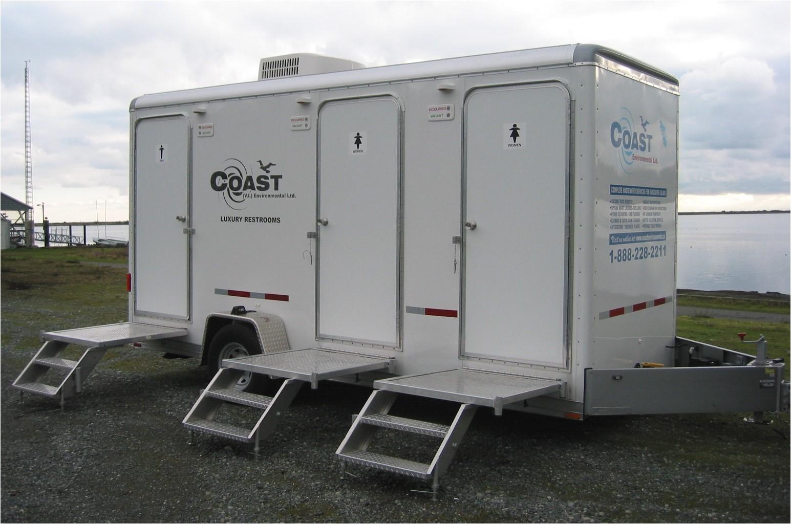 porta potty portable toilet rental