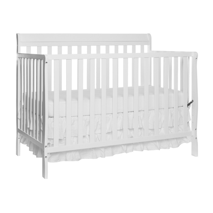 Baby Dream Crib Replacement Parts Alissa 4 In 1 Convertible Crib Dream On Me