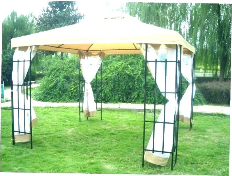 backyard creations gazebo replacement parts backyard creations curved gazebo replacement canopy