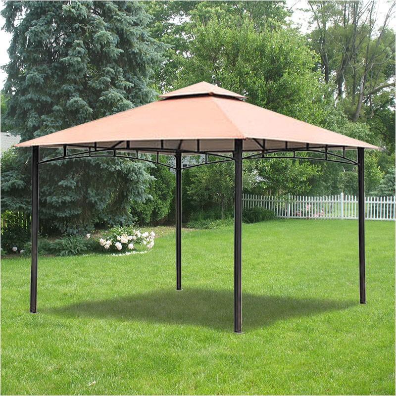 high resolution 10x10 metal gazebo 10 menards gazebo replacement canopy