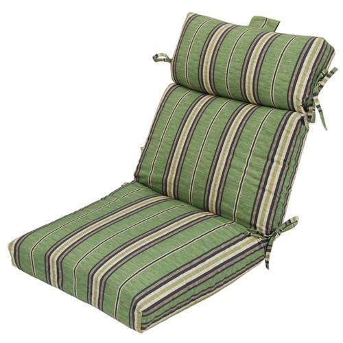 Backyard Creations Replacement Cushions Backyard Creations Madison Chair Cushion at Menards