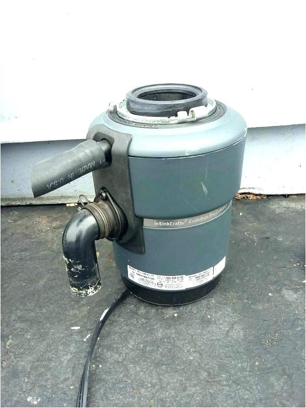 insinkerator badger 15ss badger insinkerator badger 15ss 3 4 hp garbage disposal troubleshooting