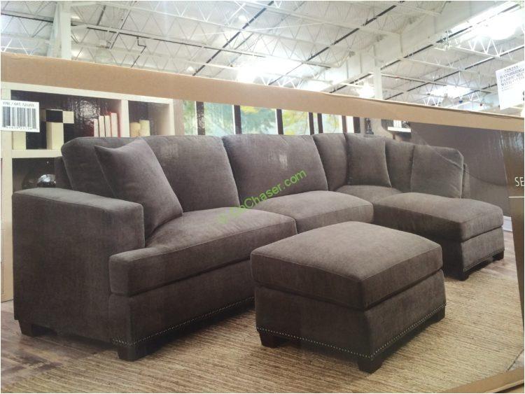 bainbridge 3pc fabric sectional with ottoman modelcou4327 03 3pcset