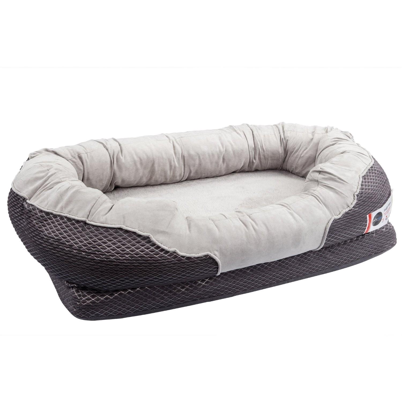 Barksbar orthopedic Dog Bed Medium Dog Lounger Options All Pet Cages