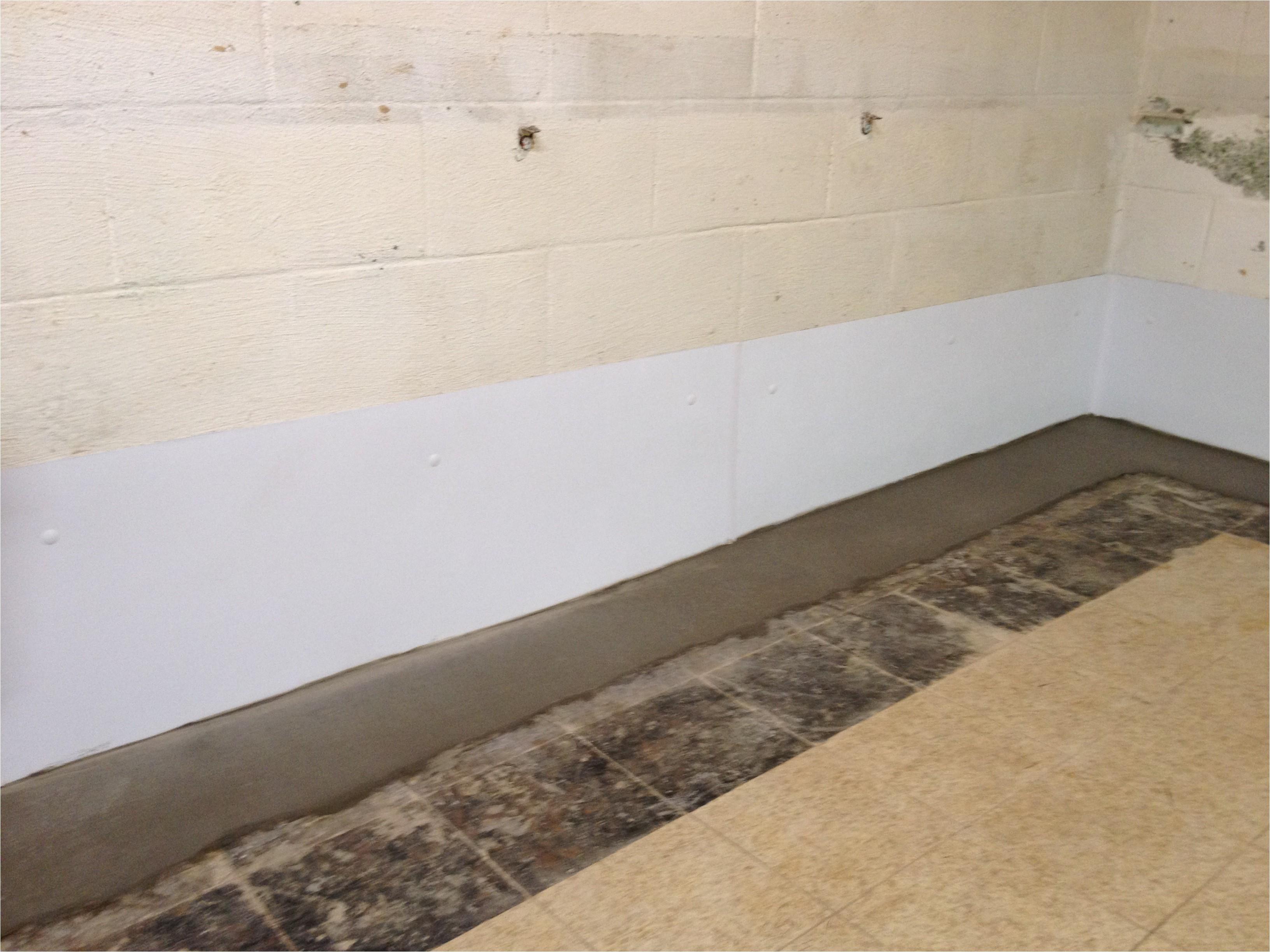 basement waterproofing contractors new basement waterproofing techniques gallery