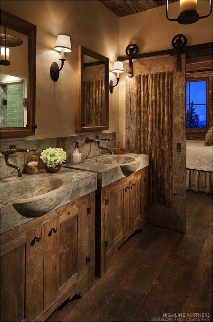 31 gorgeous rustic bathroom decor ideas to try at home interior design pinterest rustic bathroom designs rustic bathrooms and rustic bathroom decor