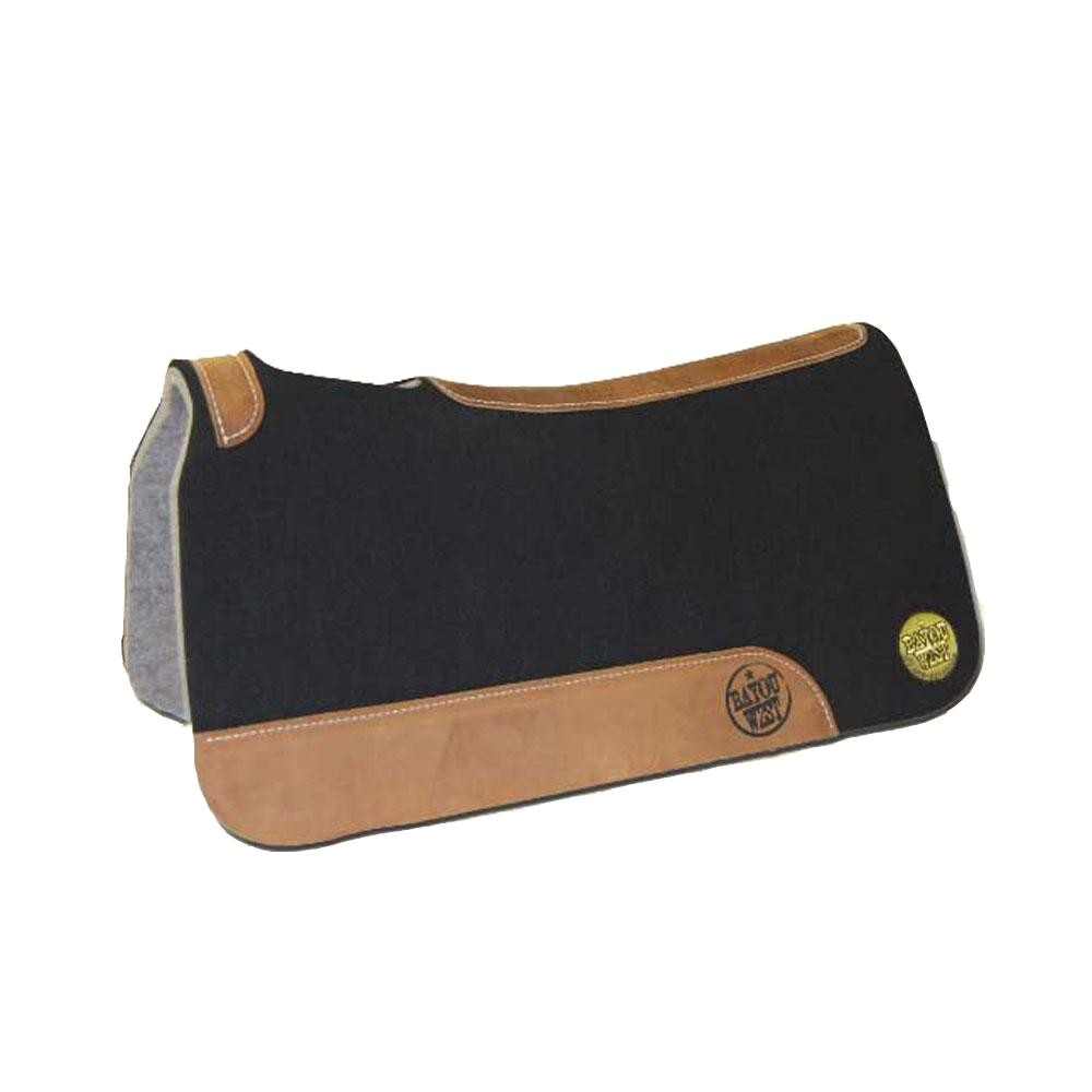 Bayou West Saddle Pads Bayou West 39 the Fusion 39 7 8 Quot Saddle Pad