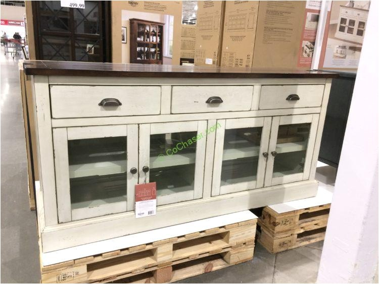 Bayside Furnishings 72 Inch Accent Cabinet Bayside Furnishings 72 Accent Cabinet Costcochaser