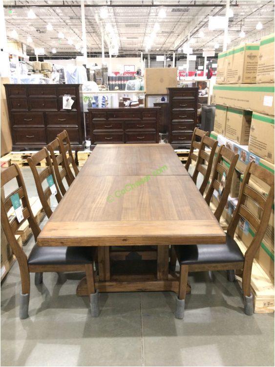 bayside furnishings 9pc dining set 3