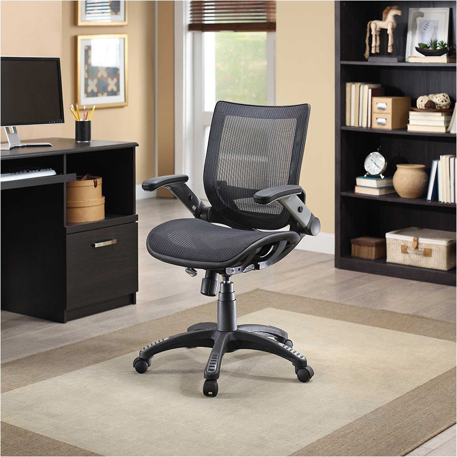 Bayside Furnishings Office Chair Bayside Furnishings Metrex Mesh Office Chair W Adjustable