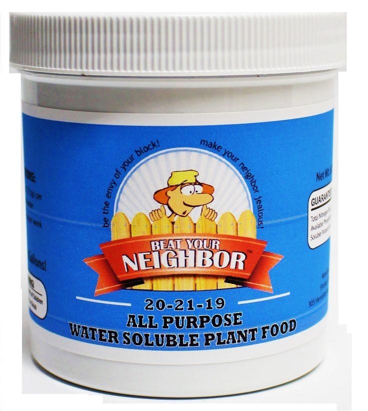 beat your neighbor fertilizer