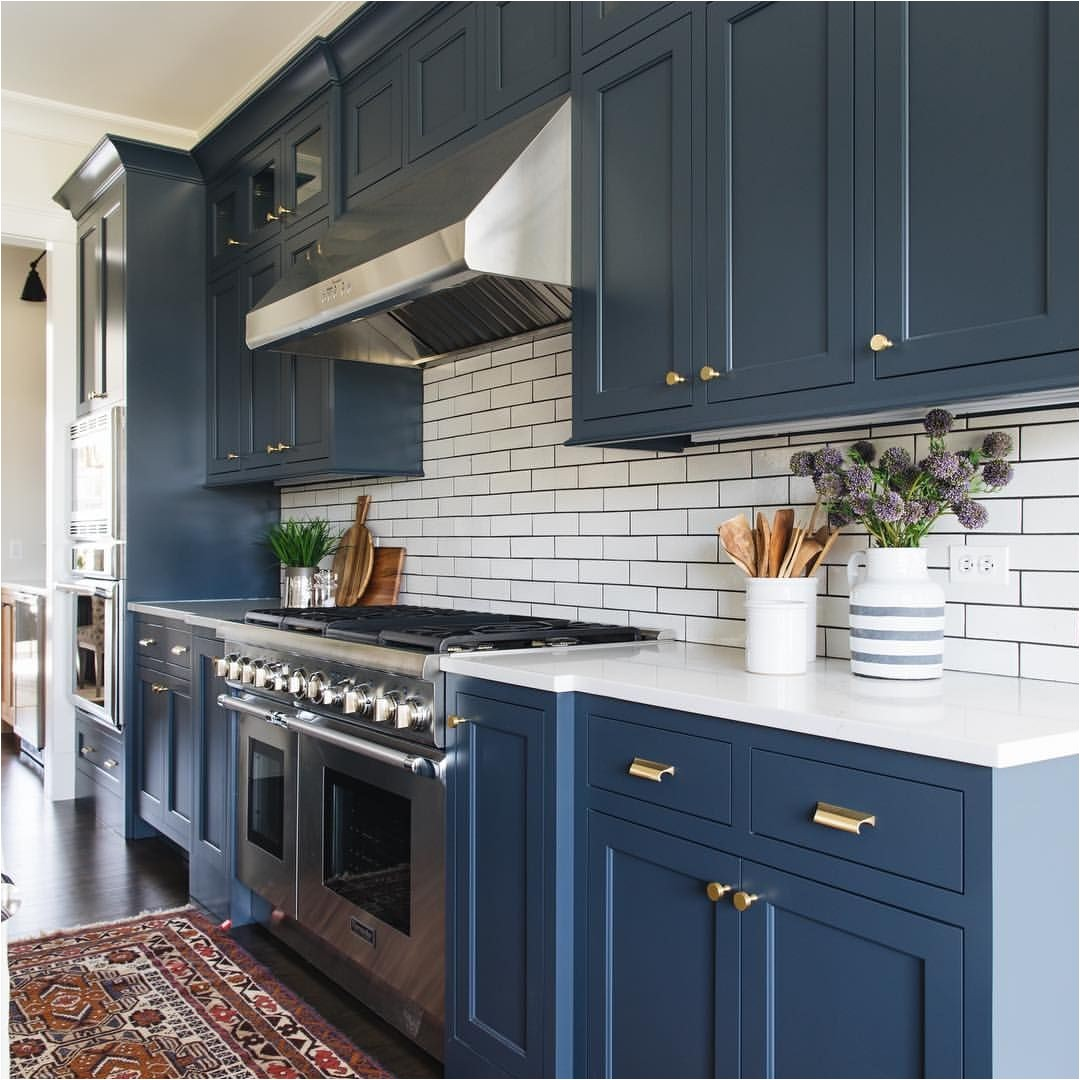 benjamin moore newburyport blue cabinets