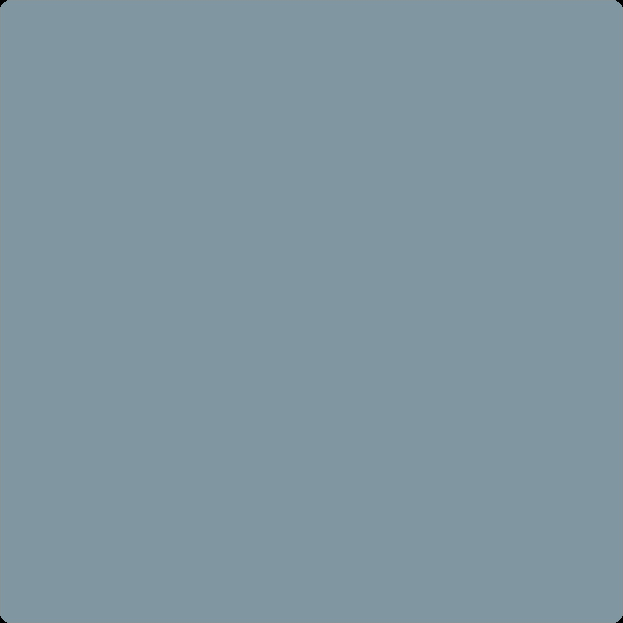 Benjamin Moore Polaris Blue 1649 Polaris Blue by Benjamin Moore the Color House thecolorhouse
