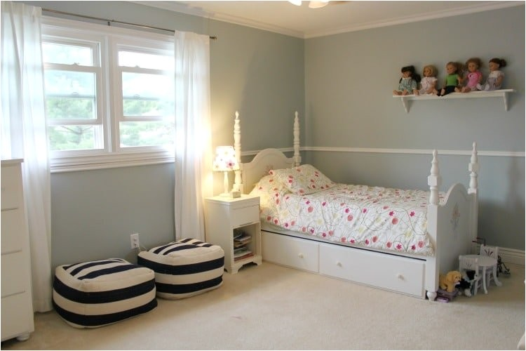 from little girl to big girl room makeover