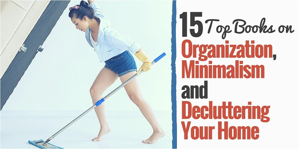 simplicity declutter organization books