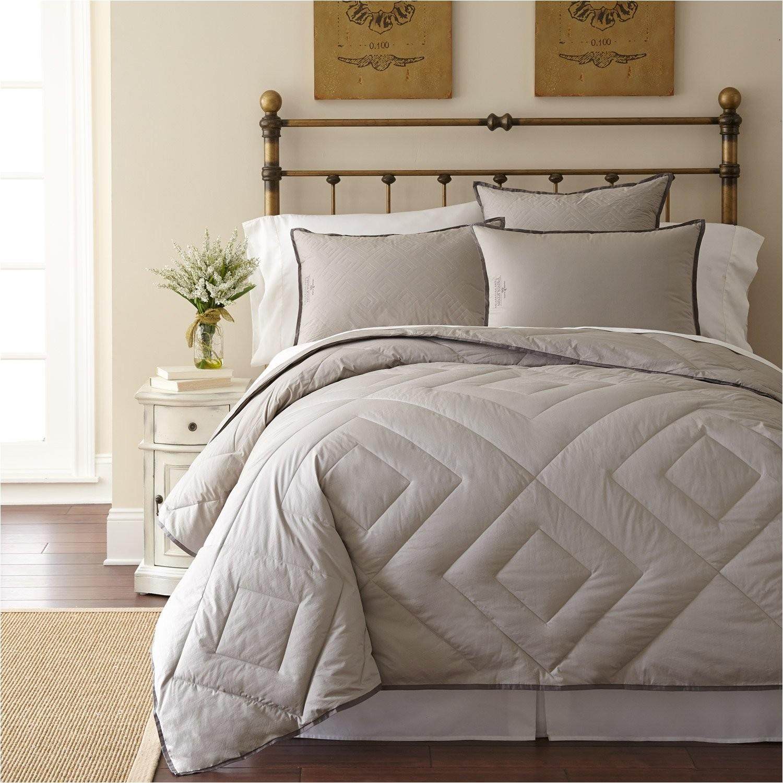 alternative down comforters