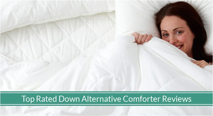 best down alternative comforter reviews