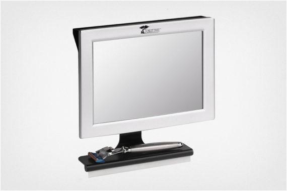 the best fogless shaving mirror
