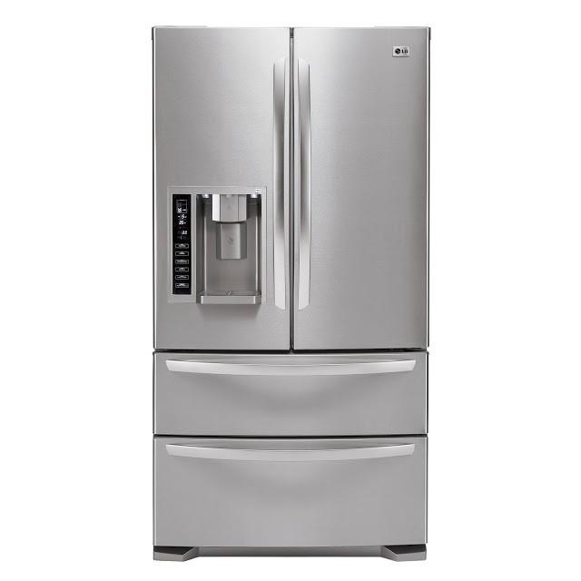 determining top 10 refrigerators