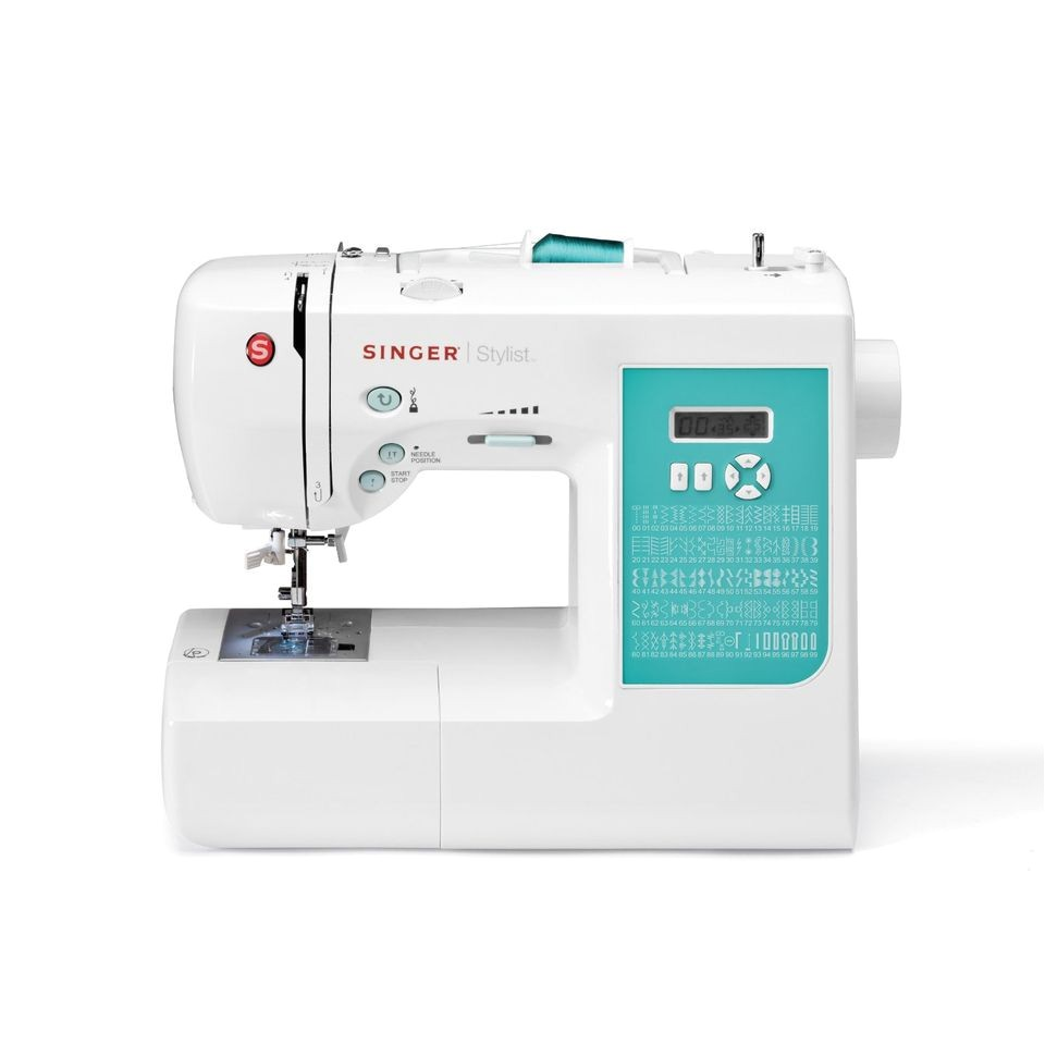 best overall singer 7258 stylist computerized sewing machine